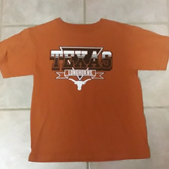 NCAA Other - Boys size 8 (medium) UT shirt